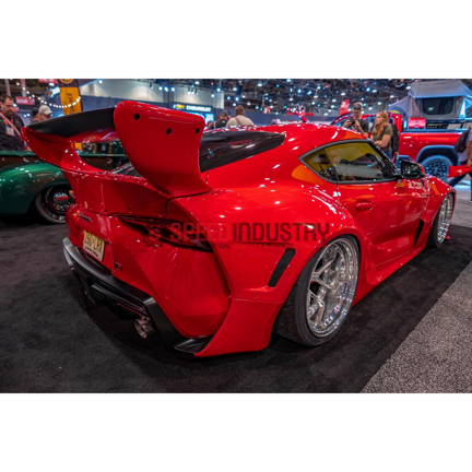Picture of Rocket Bunny x Greddy Widebody Kit w/ Wing  A90 MKV Supra 2020+ (PRE-ORDER NOW!)
