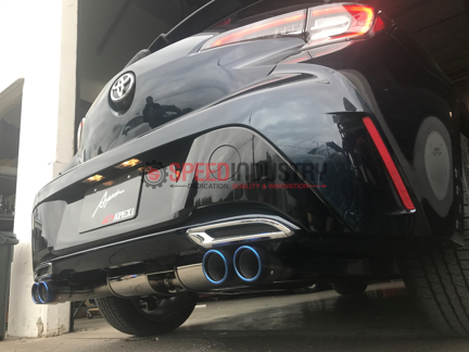 Picture of APEXi N1-X Evolution Exhaust System-Corolla HB 19+