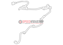 Picture of OEM Skid Control Wheel Sensor-GR Supra 20+
