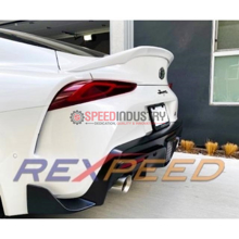 Picture of Rexpeed Painted Spoiler-A90 MKV Supra GR 2020+