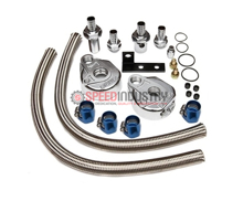 Picture of GReddy Oil Filter Relocation Kit - Universal