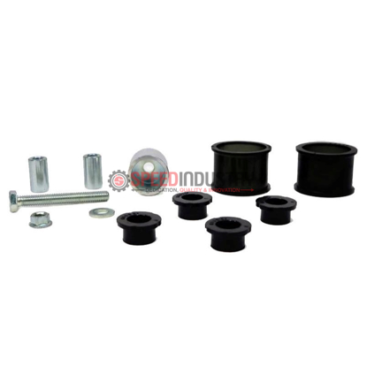 Picture of Whiteline Steering Rack Bushing Kit- STI 08+