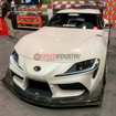 Picture of EVS Tuning Carbon Front Lip Spoiler-GR Supra 20+