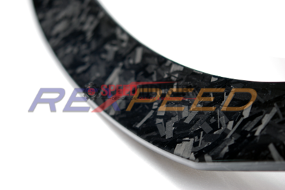 Picture of Rexpeed Gloss Finish Forged Carbon Spoiler-A90 MKV Supra GR 2020+