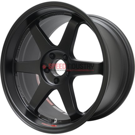 Picture of Volk TE37SL Flat Black 19in Supra 2020+ (Front and Rear Fitment)