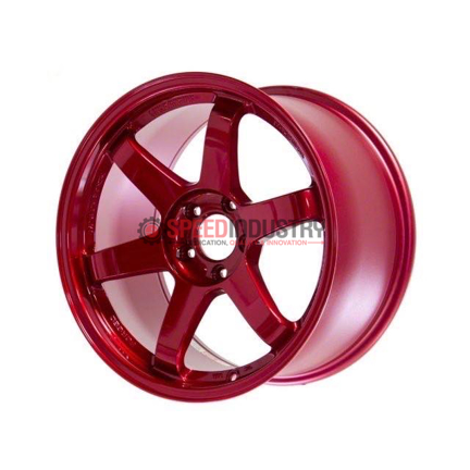 Picture of Volk TE37SL Hyper Red 19in Supra 2020+ (Front and Rear Fitment)