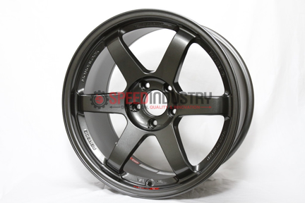 Picture of Volk TE37SL Dark Gunmetal 19in Supra 2020+ (Front and Rear Fitment)