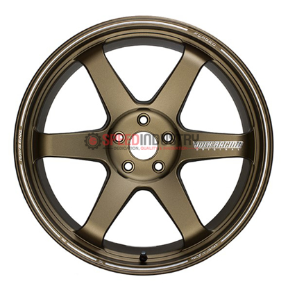 Picture of Volk TE37 Ultra M-Spec Blast Bronze 19in Supra 2020+ (Front and Rear Fitment)