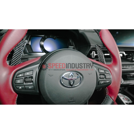 Picture of Speed Industry Carbon Paddle Shifters - GR Supra 20+