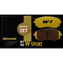 Picture of Winmax W1 Street Front Brake Pads - 17+ BRZ Perf. Pkg. (Brembo)