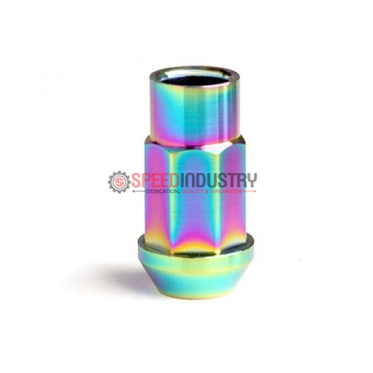 Picture of BLOX Racing 7-sided Forged Ti Lug Nut 12x1.25 - Single piece
