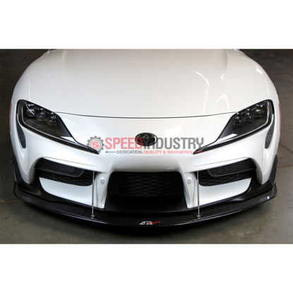 Picture of APR Carbon Fiber Splitter-GR Supra 20+