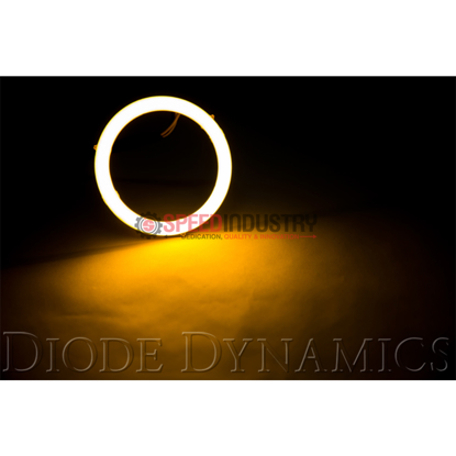 Picture of Halo Lights LED 80mm Amber (Pair)