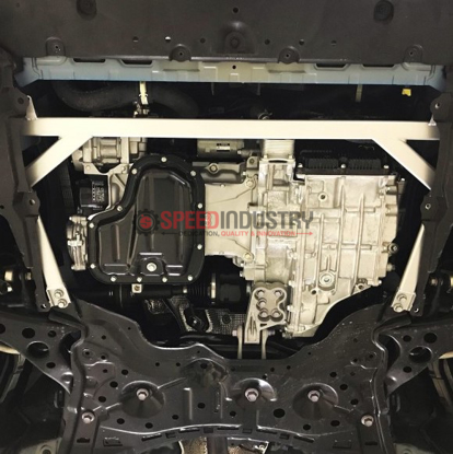 Picture of TOM'S Racing Front Lower Body Brace-CHB 19+
