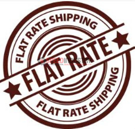 Picture of Flat Rate- $17.95