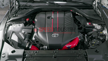 Picture of FTP Red Charge/Intake Combo Pipe Kit- GR Supra 20+