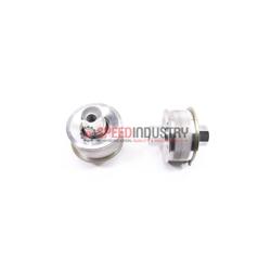 Picture of SPL Adjustable Front Caster Rod Monoball Bushings- GR Supra 20+