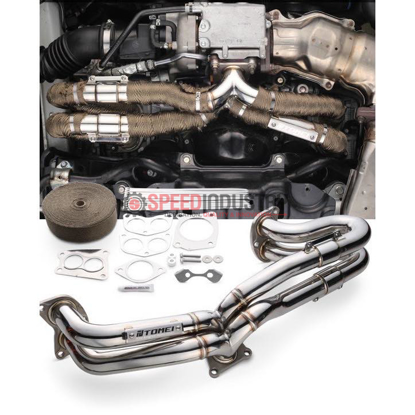 Picture of Tomei Expreme FA20DIT Unequal Length Exhaust Manifold- WRX 15+