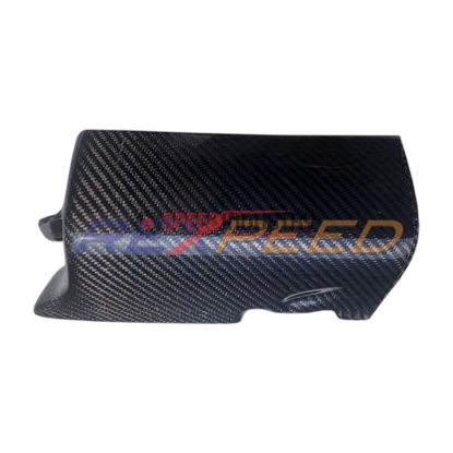 Picture of Rexpeed CS-Style CF Hood Scoop Duct-VAB WRX/STI 15-20