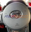 Picture of Rexpeed CF Logo Badge-GR Supra 20+