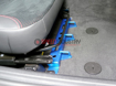 Picture of Cusco Front Seat Rails- GR Supra 20+