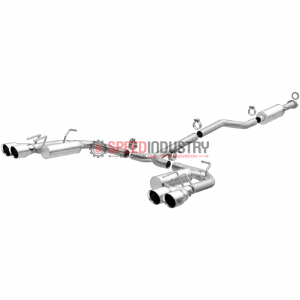 Picture of MagnaFlow Street Series Cat-Back Exhaust w/Polished Tips-Camry 18-19 GSE 3.5L