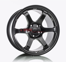 Titan-7 T-D6 19in Machine Black - GR-Supra