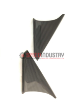 AMS Gloss Carbon Wind Deflector- GR Supra 20+