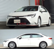 Picture of RS-R Down Sus Springs-Toyota Corolla Sedan 2020+