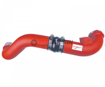 Picture of INJEN SES INTERCOOLER PIPES - (WRINKLE RED)