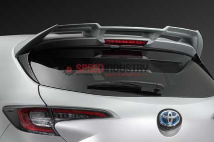 Picture of TOM's Racing Rear Roof Wing (FRP Unpainted) - Corolla HB 2019+