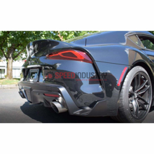 Picture of ETS Supra Replacement Exhaust Rear Section - GR Supra 20+