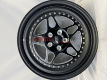Picture of P2uned 3PC Front Street Wheel - A90 Supra