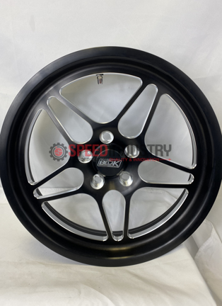 Picture of P2uned Front Drag Skinny Wheels - A90 Supra