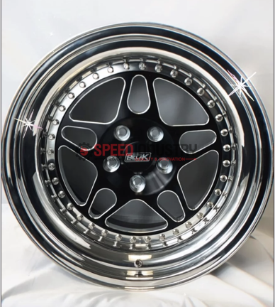 Picture of P2uned 3PC Rear Drag  Wheels - A90 Supra