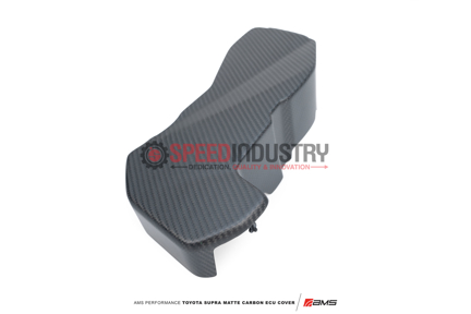 Picture of AMS Performance Carbon Fiber ECU Cover- GR Supra 20+