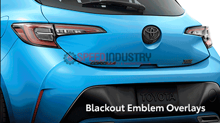 Picture of Toyota OEM Blackout Package - 19+ CHB