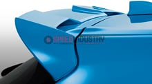Picture of Toyota OEM Rear Window Spoiler - 19+ Corolla Hatchback
