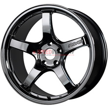 Picture of Gram Lights 57CR 18x9.5+38 5x100 RBC