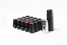 Picture of Muteki SR35 Lug Nuts : Black : 12X1.25