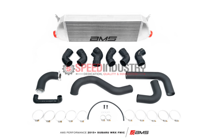 Picture of AMS Performance Front Mount Intercooler without Bumper Beam-2015+ WRX