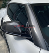 Picture of Rexpeed Gloss Carbon Fiber A-Pillar Cover-A90 MKV Supra 2020+