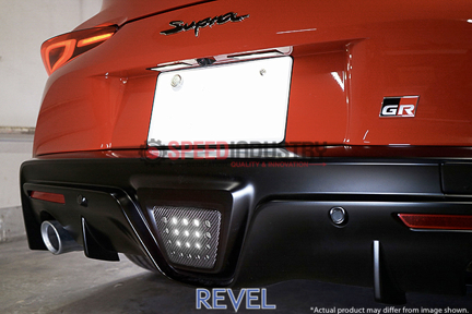 Picture of Revel GT Dry Carbon Reverse Light Cover-GR Supra 20+