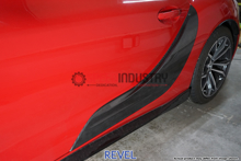 Picture of Revel GT Dry Carbon Door Panel Outer Cover 2PCS -GR Supra 20+
