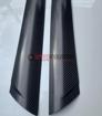 Picture of Rexpeed Matte Carbon Fiber A-Pillar Cover-A90 MKV Supra 2020+