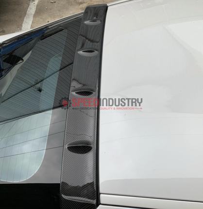 Picture of Rexpeed V3 Matte Carbon Fiber Roof Spoiler-A90 MKV Supra 2020+