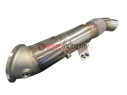 Picture of Active Autowerke Catted Downpipe- GR Supra 20+