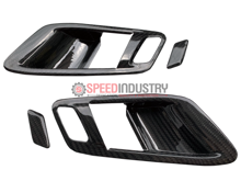Picture of Rexpeed Supra 2020 Dry Carbon Inner Door Handle Cover