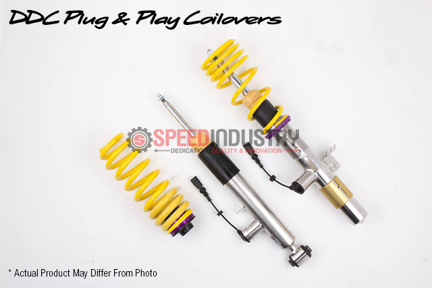Picture of KW DDC Coilovers For GR Supra