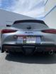 Picture of (MATTE) Rexpeed Supra 2020+ V4 A91 edition Carbon Fiber Spoiler